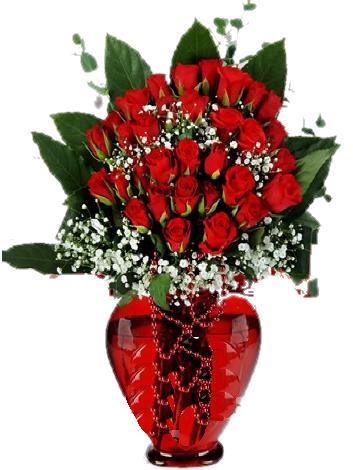 Kalbimde Güller Açtı